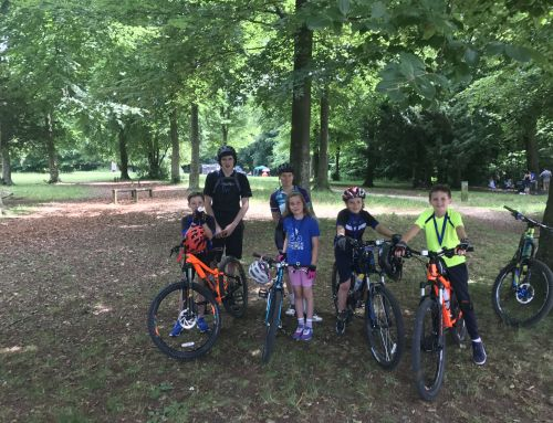 Mountain Bike Holiday Camps for Kids