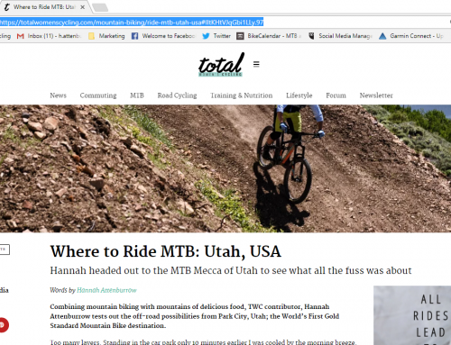 Where to Ride MTB: Utah, USA