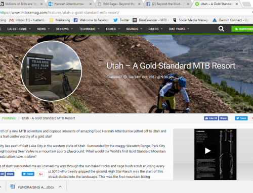 Uath – A Gold Standard MTB Resort