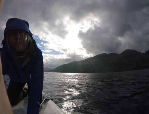 Great Glen Paddleboarding – Guest blog Helen Reed