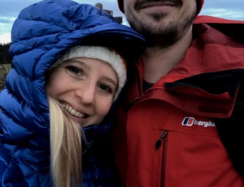 A Valentines adventure with Berghaus