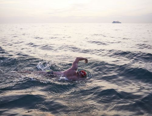 Guest Post by Chris Astill-Smith on swimming the English channel for charity