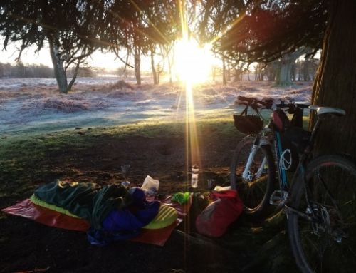 Guest Post – Jayne Thompson Wild Camping