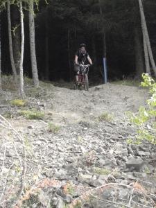 martyn biking