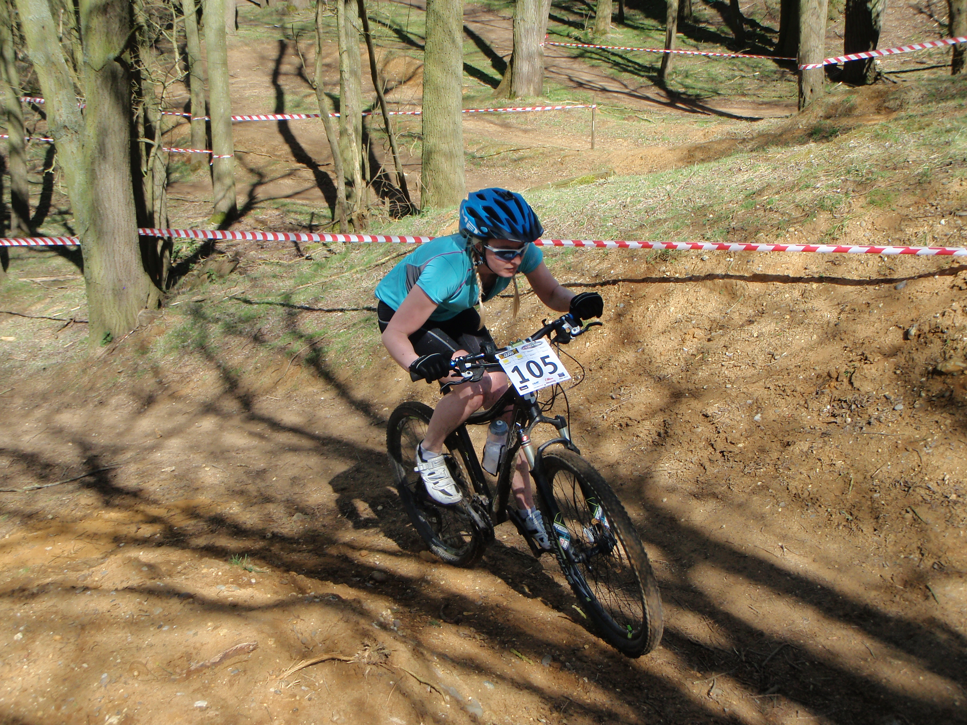 My top ten tips for your first cross-country mountain bike race.