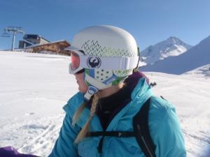 Mayrhofen snowboarding