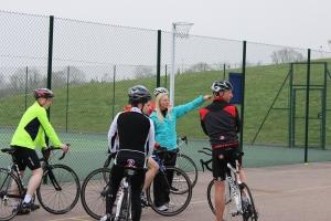 cycle coaching