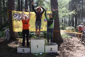 MSG podium