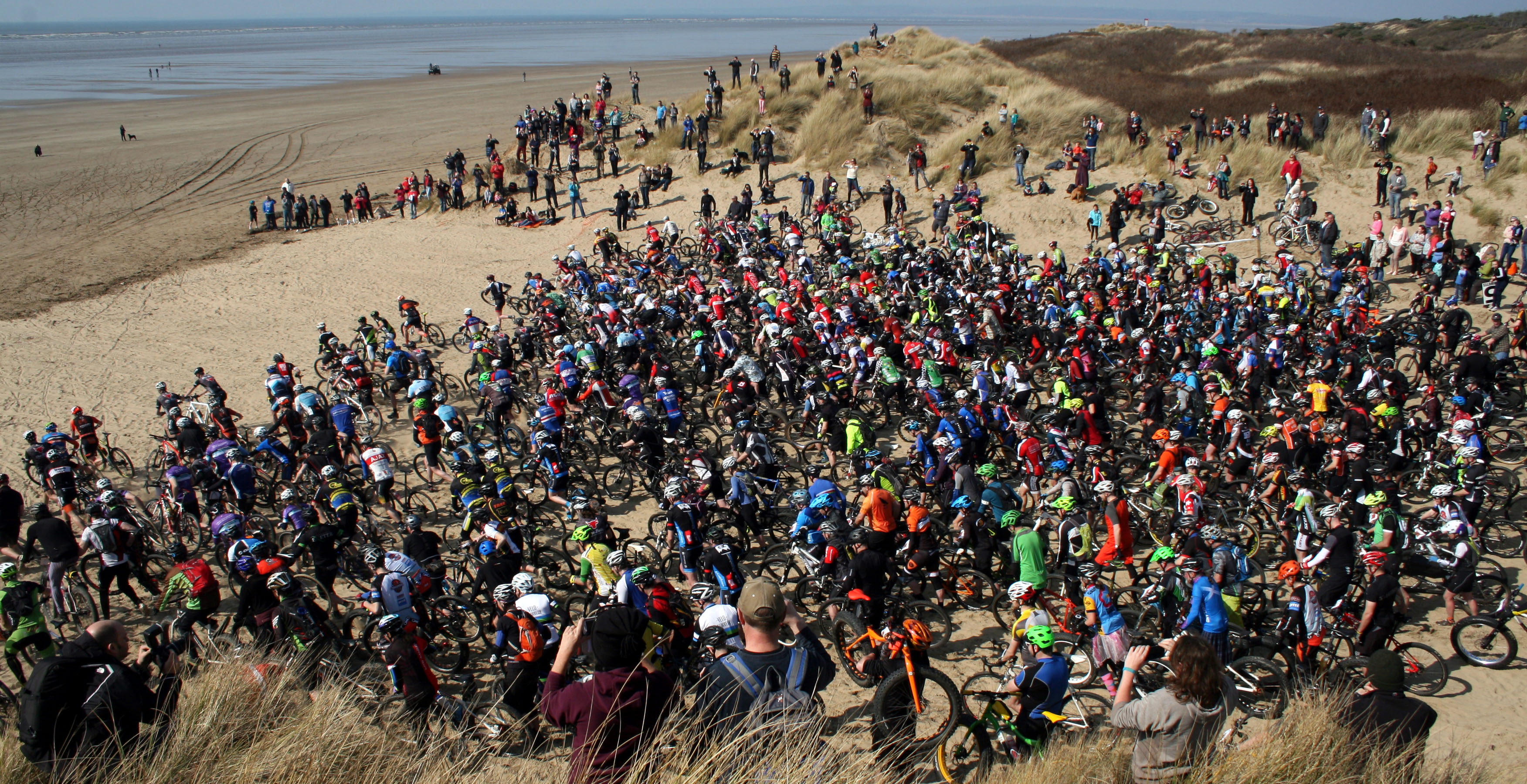 A weekend of 'first times' at Battle On The Beach