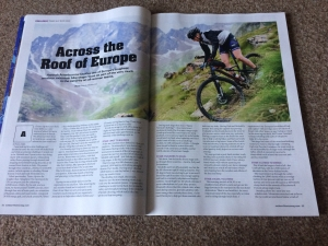 race across the roof of Europe - Outdoor Fitness magazine