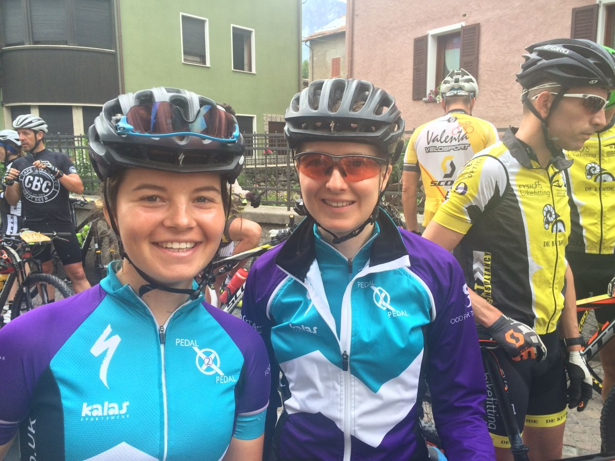 Trans Alp Day 6 – Team work, tunnels and thunderstorms