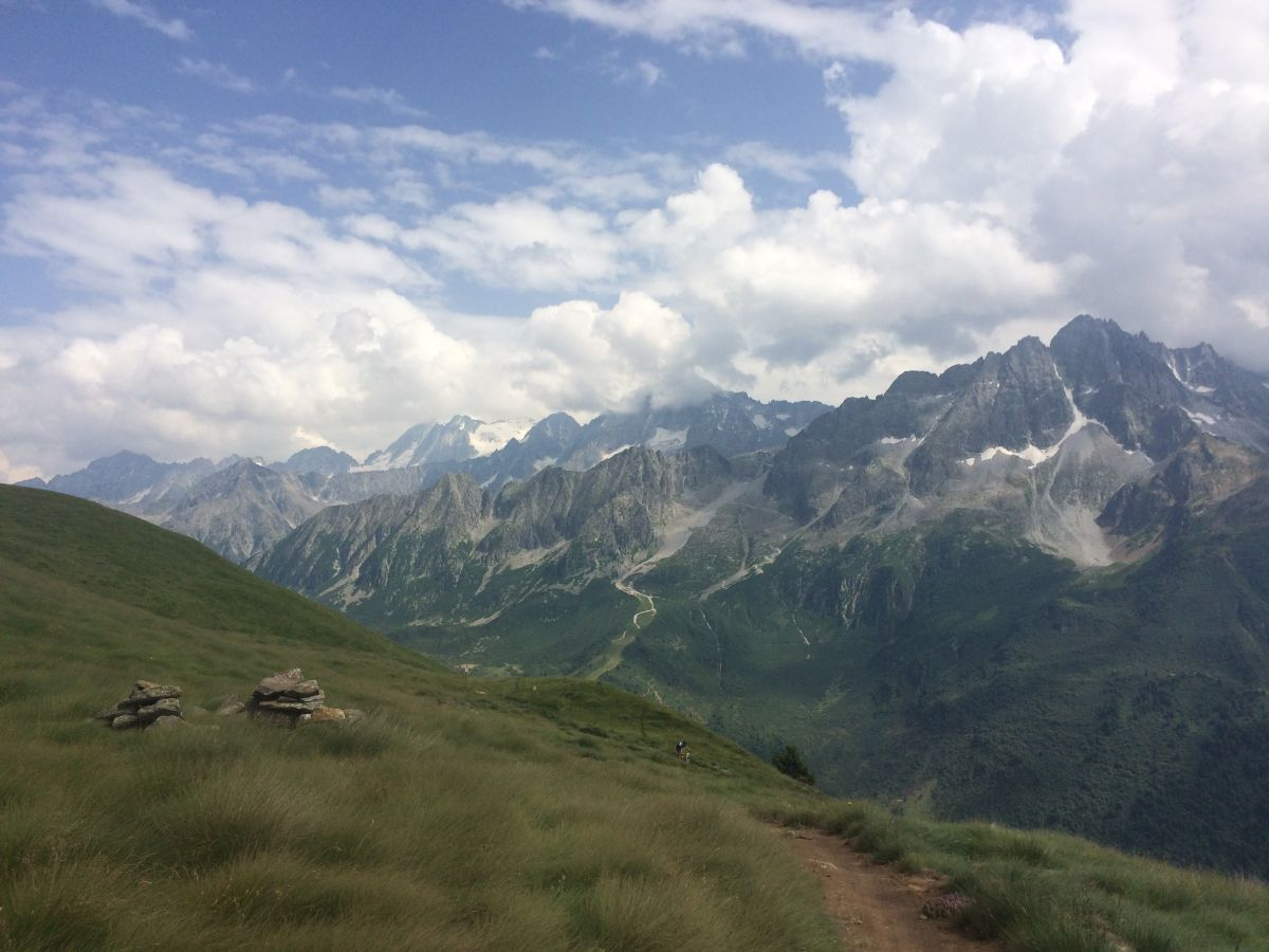 Trans Alp Day 5 – 3,000m of climbing