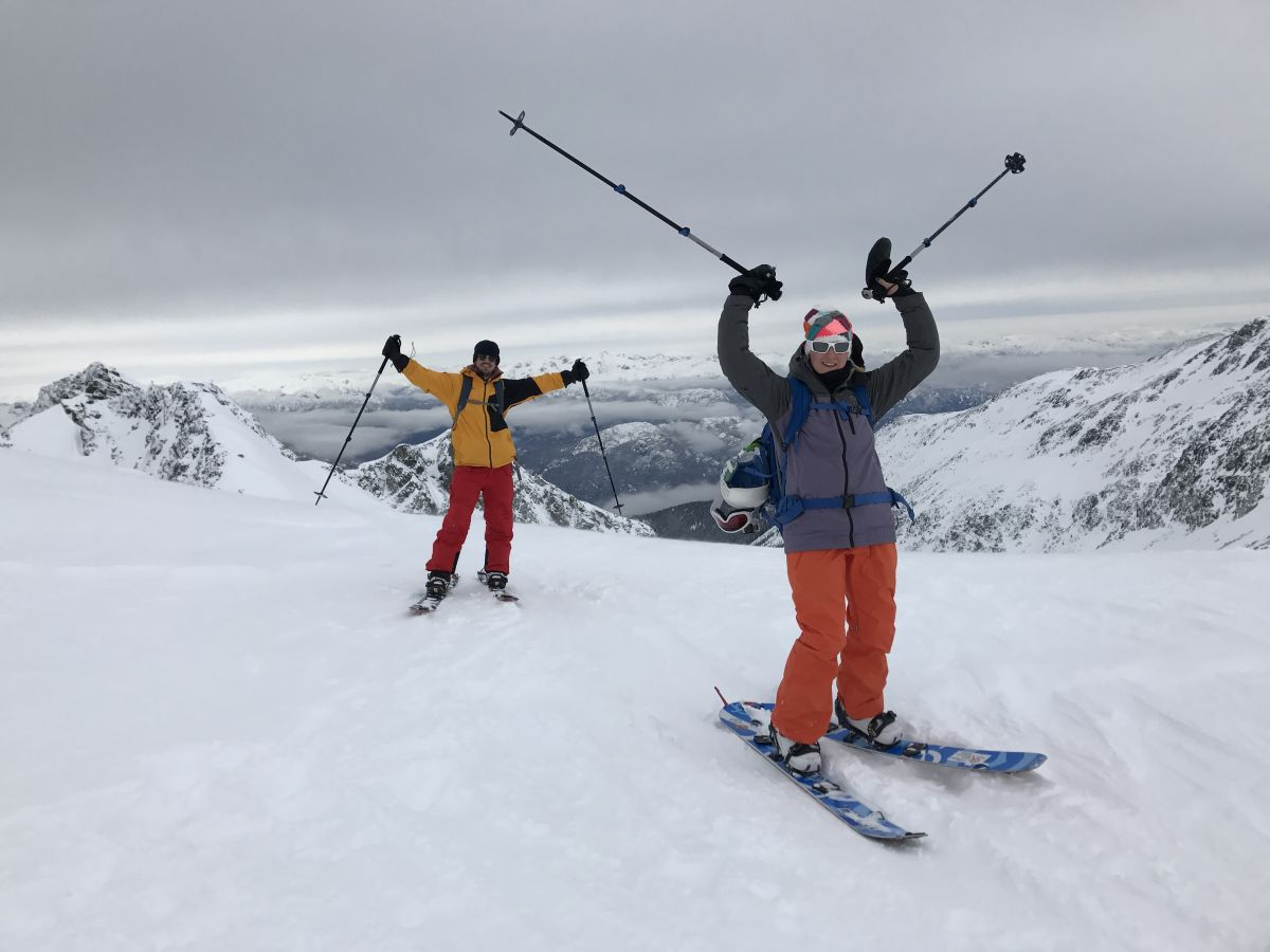 If Canada is the Mecca for adventure seekers, then Whistler is the shangri-la for snow sports