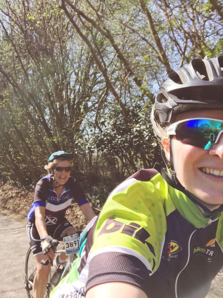 Mother and Daughter Spring Sportive