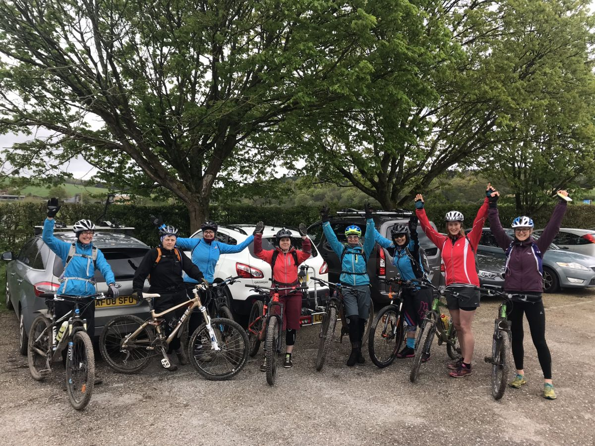 Womens Mountain Bike Coaching Weekend