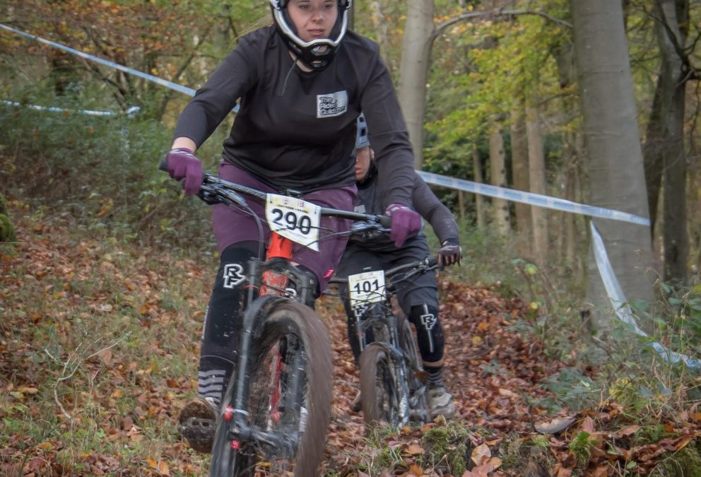 Guest Post Enduro MTB Racing by Helen