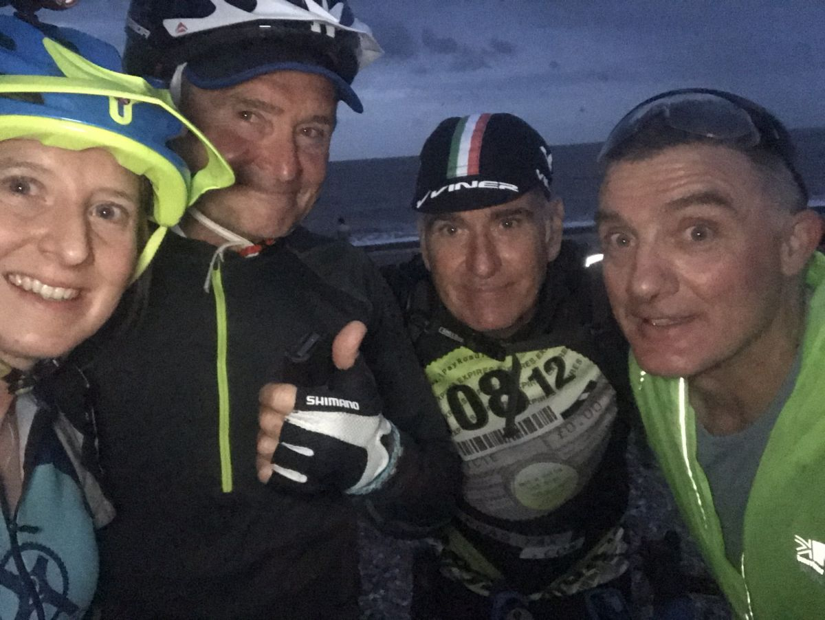 London to Dunwich by candle light – Dunwich Dynamo