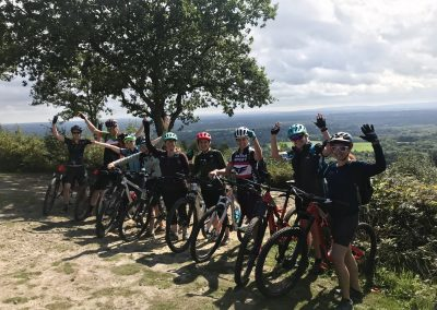 Surrey Hills Mountain Bike Retreat