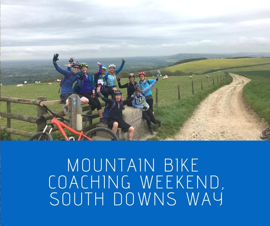 south downs way mountain biking