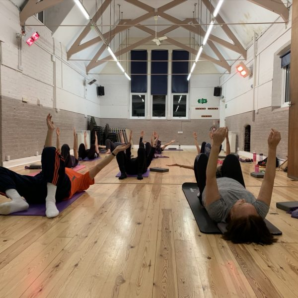 Pilates at Emsworth community centre