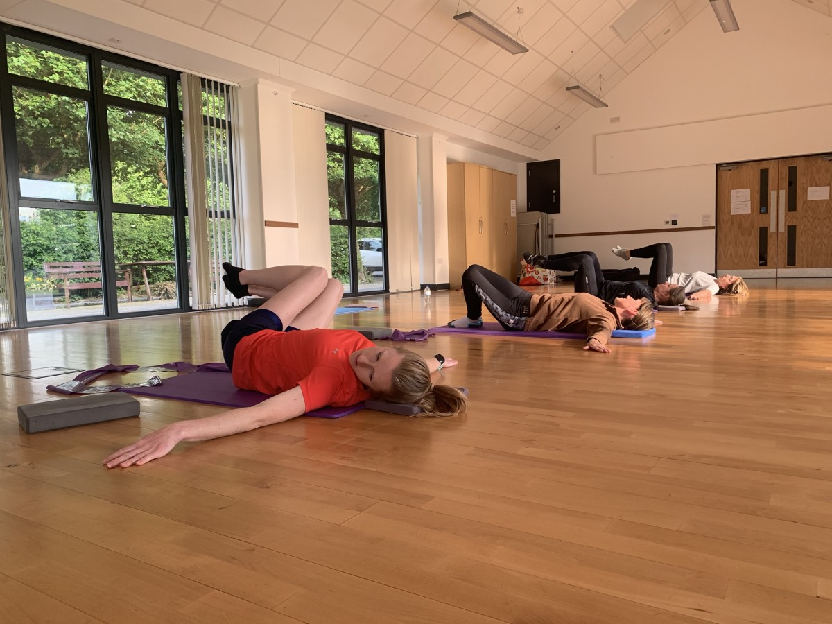 Fishbourne Pilates