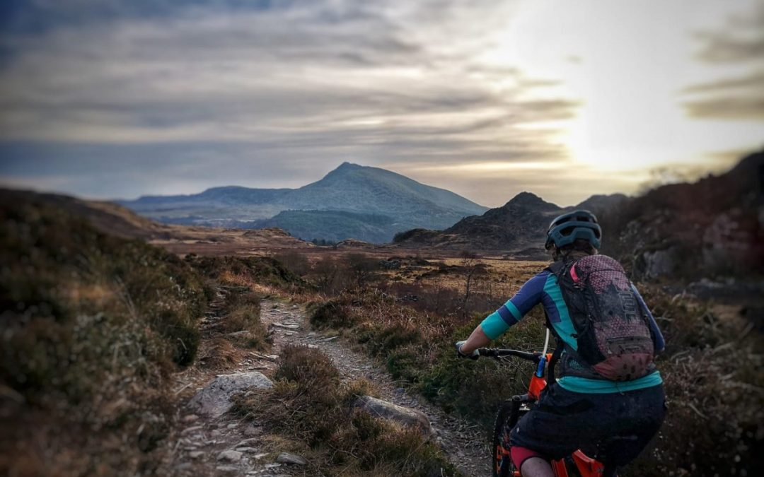 Five reasons to hire a mountain bike guide