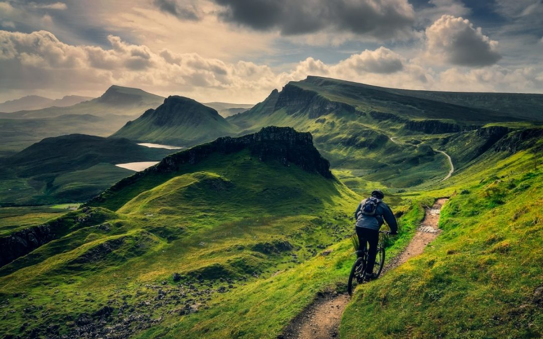 Could Scotland Be The Next Top Spot For Mountain Biking?