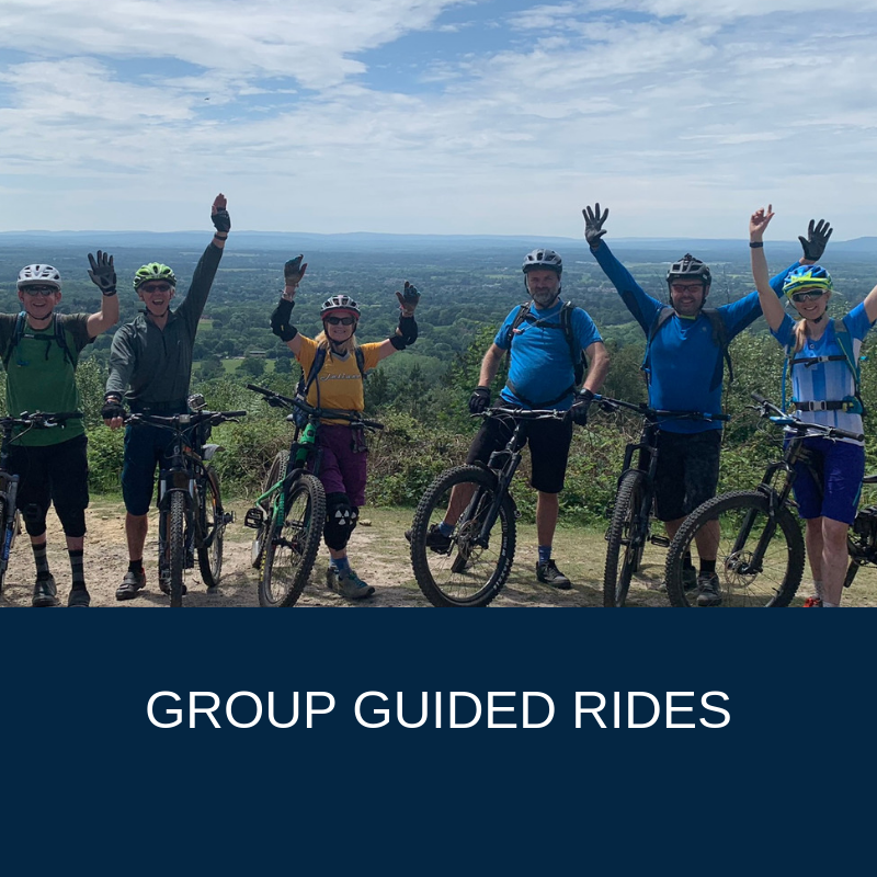 Guided Group Rides