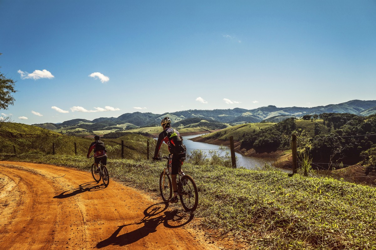 mountain bike guided rides
