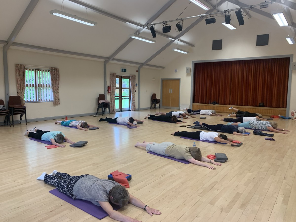 Bedhampton Pilates