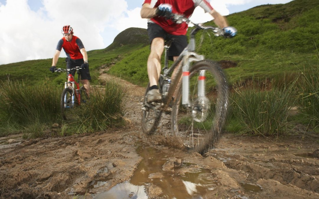 Riding In The Mud: What You Need To Remember