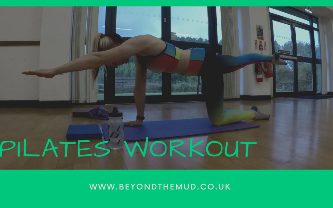 Wake up and mobilise with Pilates