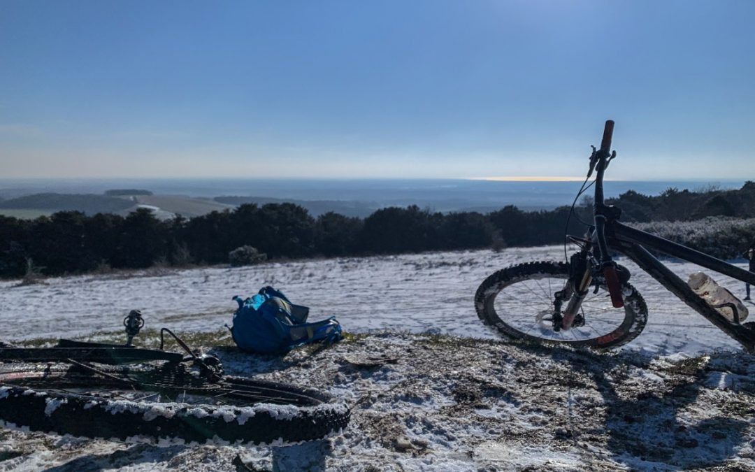 12 Top Winter Mountain Biking Tips