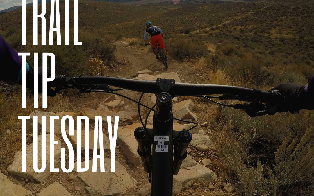 Mountain Biking Trail Tip Tuesday – rock gardens