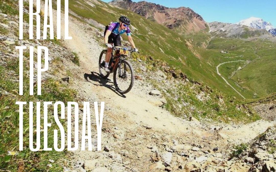 Mountain Biking Trail Tip Tuesday – steep descents
