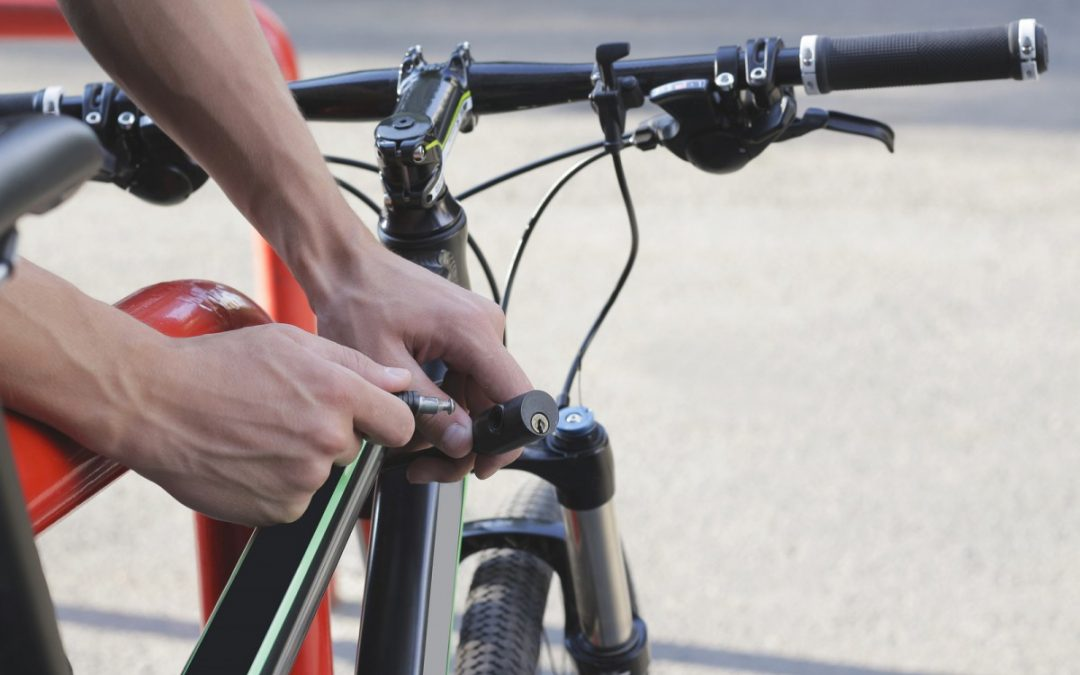 Protect Your Mountain Bike From Theft