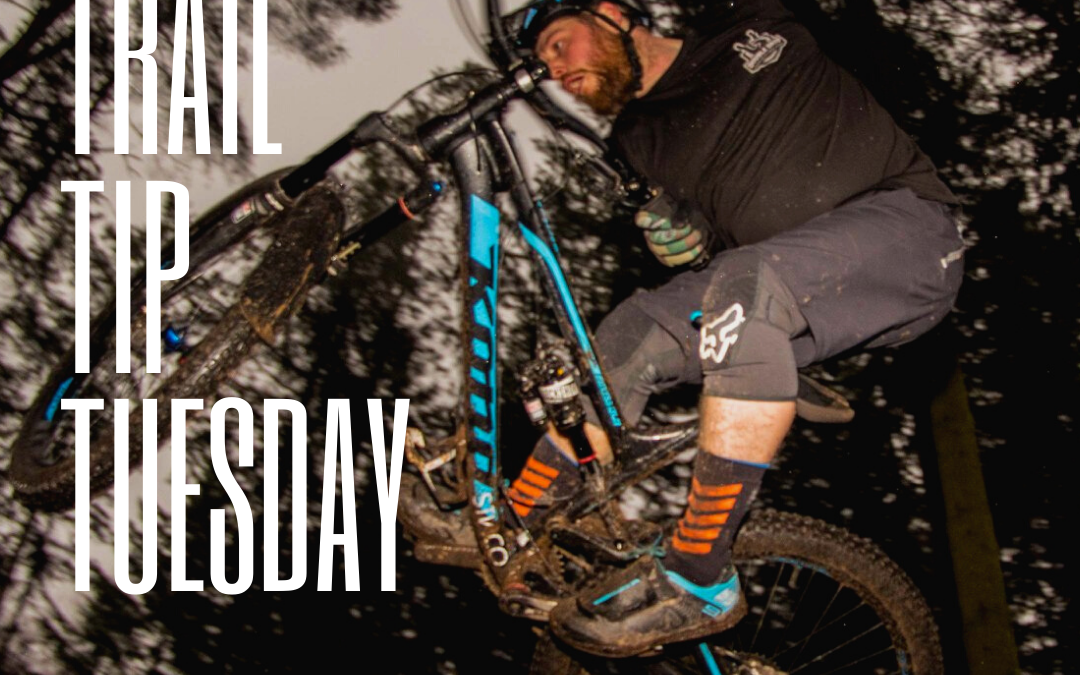 Mountain Biking Trail Tip Tuesday – wheelies