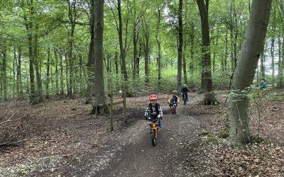 Mountain Biking adventures for kids